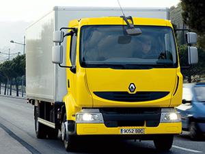 Технические характеристики Renault Midlum