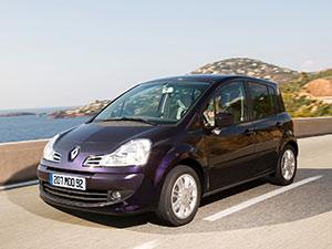 Технические характеристики Renault Modus