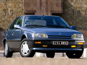 Технические характеристики Renault 25