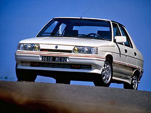 Технические характеристики Renault 9
