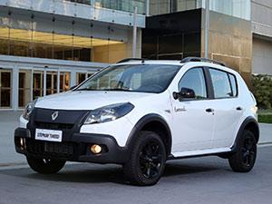 Технические характеристики Renault Sandero