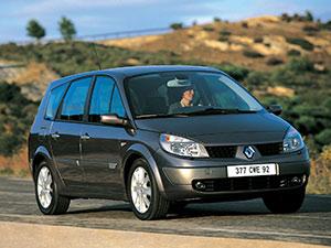 Технические характеристики Renault Grand Scenic 1.6 16V Privilиge Luxe 2004-2006 г.