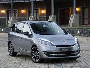 Технические характеристики Renault Scenic