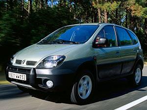 Технические характеристики Renault Scenic RX4