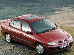 Технические характеристики Renault Megane 1.4e 1999-2000 г.