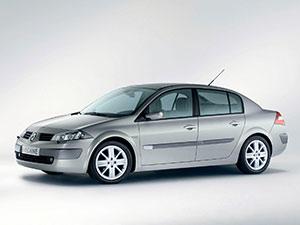 Технические характеристики Renault Megane 1.5 dCi 2003-2006 г.