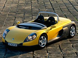 Sport Spider с 1996 по 1998