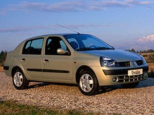Технические характеристики Renault Symbol 1.4 2002-2008 г.