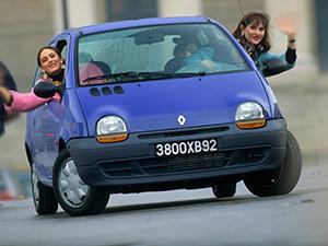 Технические характеристики Renault Twingo Twingo 1993-1998 г.