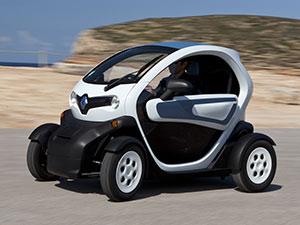 Технические характеристики Renault Twizy Twizy 2012- г.