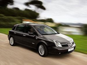 Технические характеристики Renault Vel Satis
