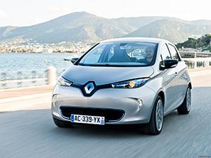Технические характеристики Renault Zoe