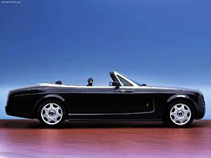 Rolls Royce 100EX 2 дв. кабриолет 100EX