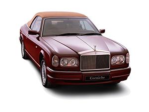 Rolls Royce Corniche 4 дв. кабриолет Corniche