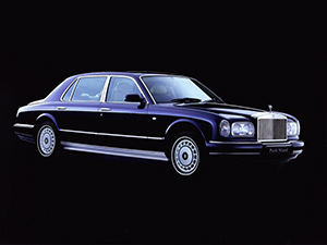 Rolls Royce Park Ward 4 дв. седан Park Ward