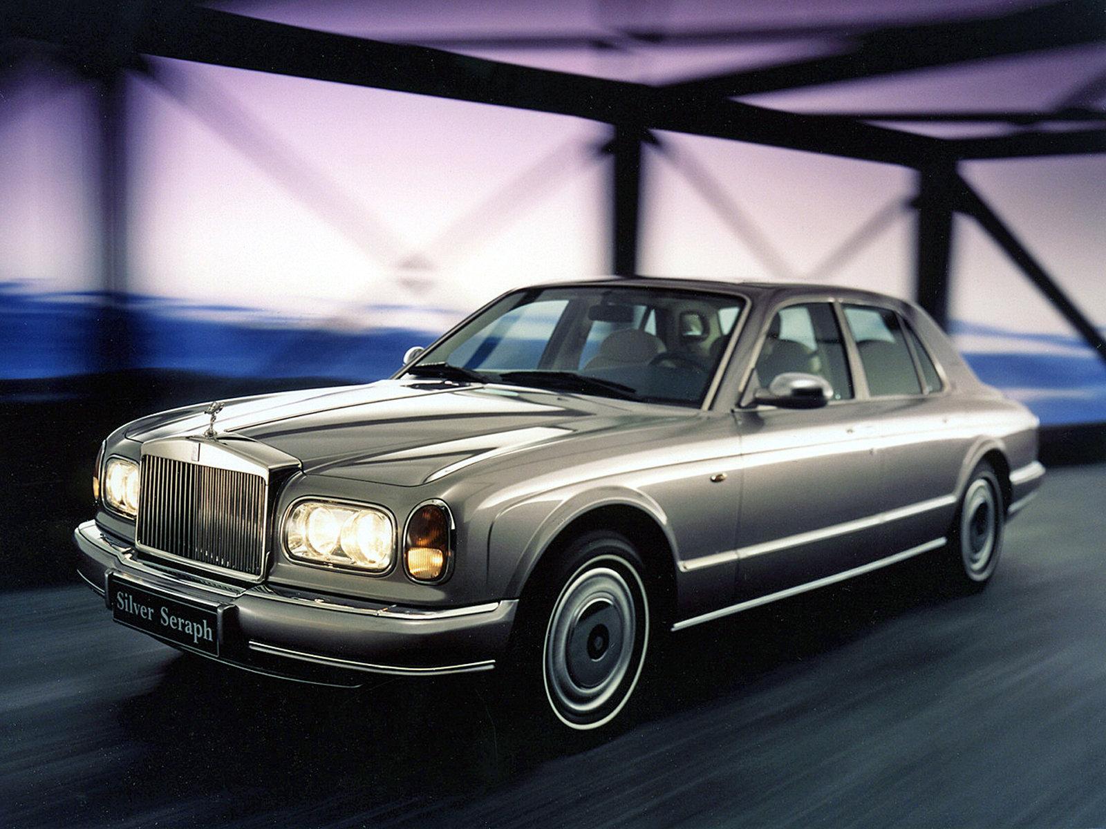 Rolls Royce (Роллс Ройс) Silver Seraph 1998-2003 г.