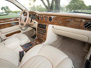 Rolls Royce Silver Seraph 4 дв. седан Silver Seraph