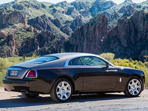 Rolls Royce Wraith 2 дв. купе Wraith