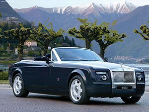 Технические характеристики Rolls Royce 100EX