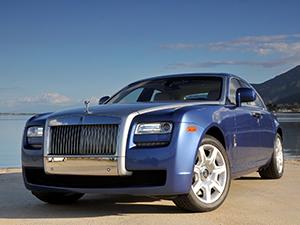 Технические характеристики Rolls Royce Ghost