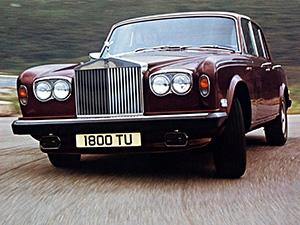Технические характеристики Rolls Royce Silver Shadow