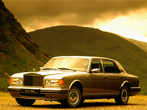 Технические характеристики Rolls Royce Silver Spur