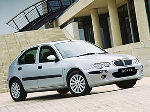 Rover 25 5 дв. хэтчбек 25