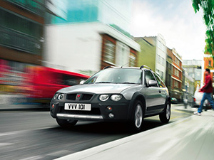 Rover 25 3 дв. хэтчбек 25