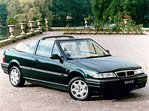 Rover 200-serie 2 дв. кабриолет Cabriolet
