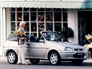 Rover 100-serie 2 дв. кабриолет Cabriolet
