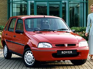 Технические характеристики Rover 100-serie
