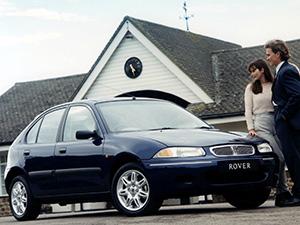 Технические характеристики Rover 200-serie 216i 1996-1999 г.