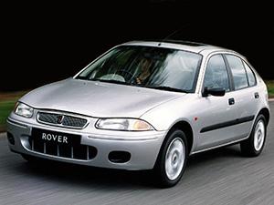 Технические характеристики Rover 200-serie