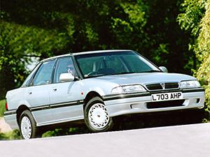 Технические характеристики Rover 400-serie 416 1991-1995 г.