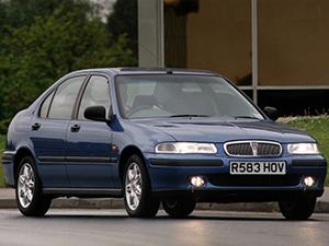 Технические характеристики Rover 400-serie