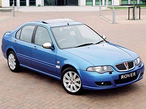 Технические характеристики Rover 45