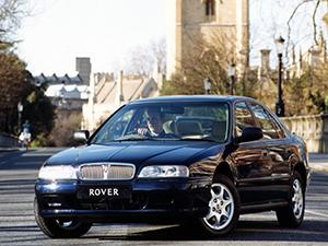 Технические характеристики Rover 600-serie