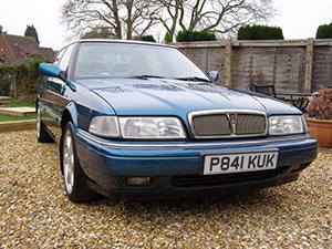Технические характеристики Rover 800-serie 820i 1992-1994 г.