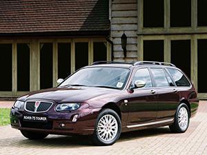 Технические характеристики Rover 75