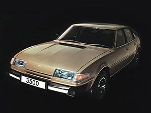 Технические характеристики Rover SD1 2300 1980-1982 г.