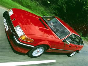 Технические характеристики Rover SD1 2300 1982-1986 г.