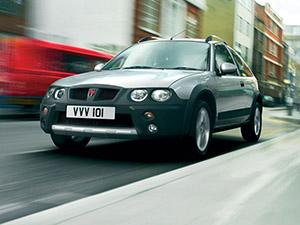 Технические характеристики Rover Streetwise 1.8 2003-2005 г.