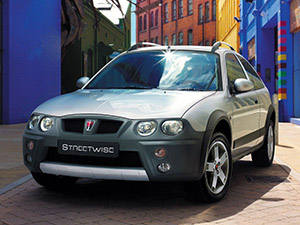 Технические характеристики Rover Streetwise