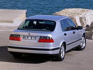 Saab 9-5 4 дв. седан 9-5