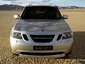 Saab 9-7X 5 дв. универсал 9-7X