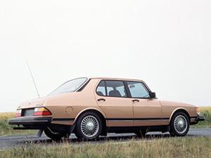Saab 900 4 дв. седан 900