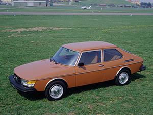 Saab 900 2 дв. седан 900