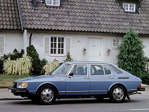 Saab 900 5 дв. хэтчбек 900