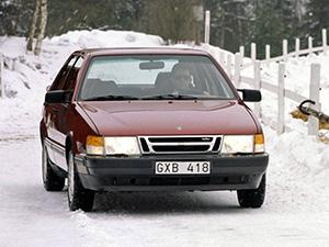 Saab 9000 5 дв. хэтчбек 9000