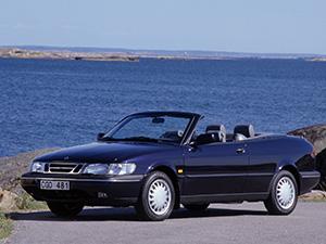 Saab 900 2 дв. кабриолет Cabriolet